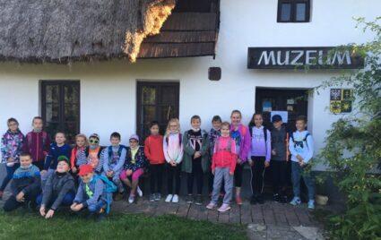 Návštěva Muzea v přírodě v Rymicích